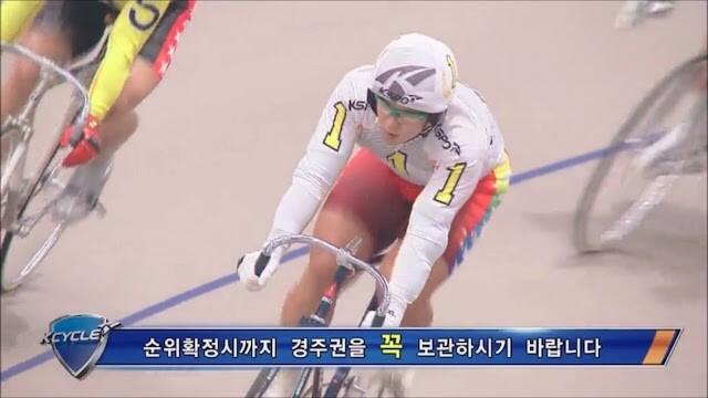 韓国競輪について