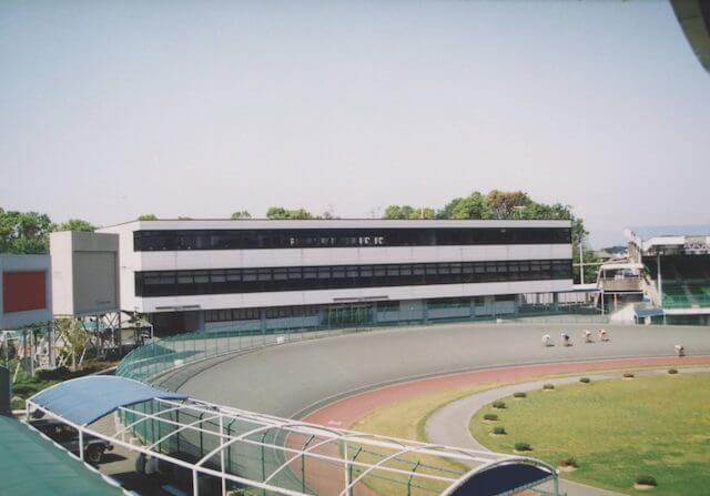 久留米競輪場 外観写真2