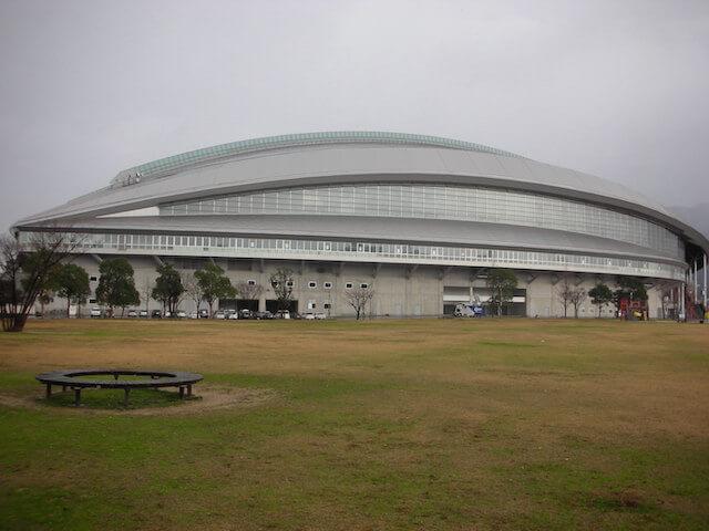 小倉競輪場 外観写真